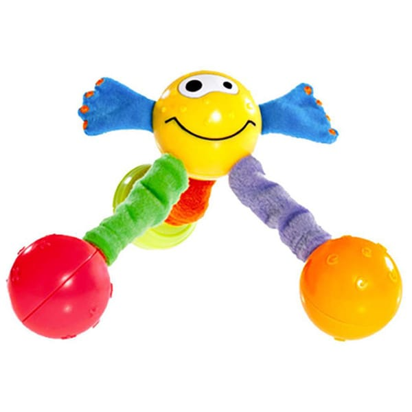 Tiny Love Tiny Smarts Jumpy Rattle Toy