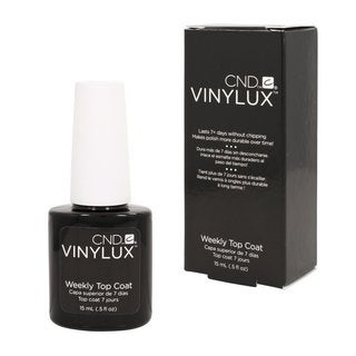 CND Shellac UV 0.5-ounce Weekly Top Coat