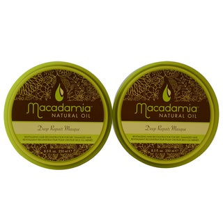 Macadamia 8.5-ounce Deep Repair Masque (Pack of 2)