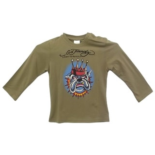 Ed Hardy Baby Long-sleeve T-Shirt