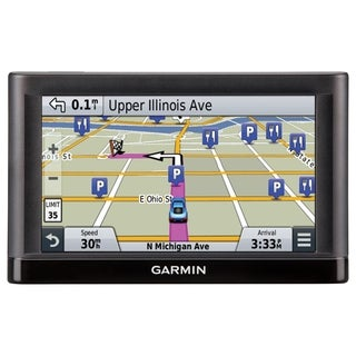 Garmin 65LMT Automobile Portable GPS Navigator