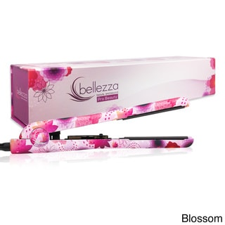 Bellezza Pro Beauty Ceramic 1.25-inch Flat Iron