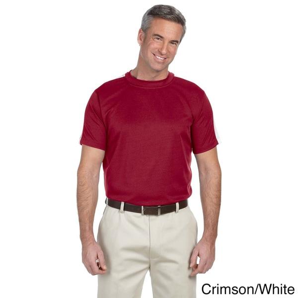 Men's Dri-Fast Advantage Mesh Mock Shirt
