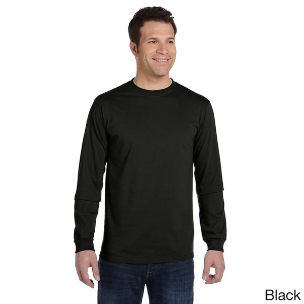 Men's Organic Cotton Classic Long Sleeve T-shirt