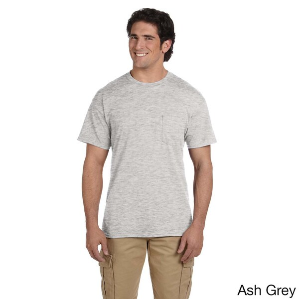 Men's Dry Blend Pocket T-shirt