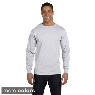 Men's Dry Blend Long Sleeve T-shirt
