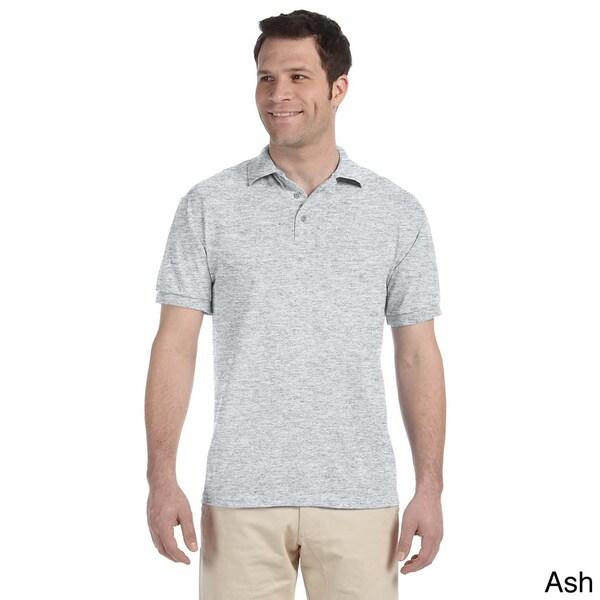 Men's Heavyweight Blend Jersey Polo Shirt