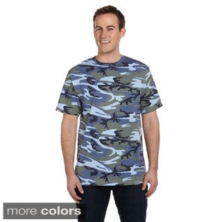 Men's Adult Camouflage T-shirt