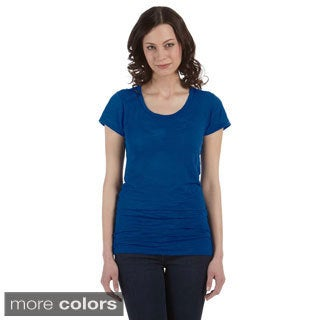 Women's Burnout Crew Perfect Fit Tee