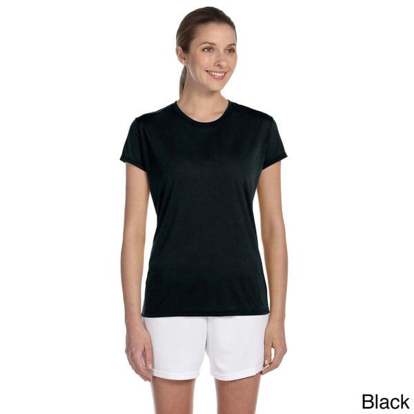 Gildan Women's Short Sleeve Performance Shirt