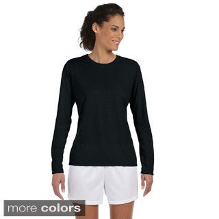 Gildan Performance Ladies' 4.5 oz. Long-Sleeve T-Shirt