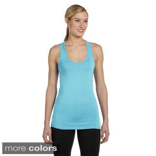 Ladies' Rayon from Bamboo Racerback Tank