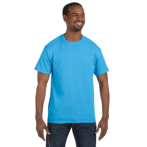 6.1-ounce Tagless T-shirt