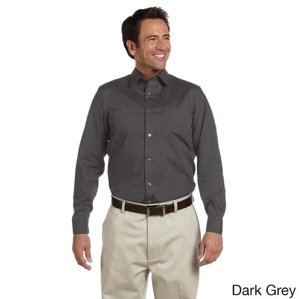 Men's Dobby Blend Woven