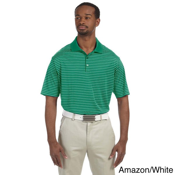 Men's ClimaLite Pencil Stripe Polo