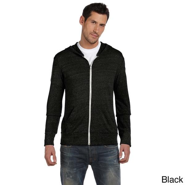 Men's Eco Long-sleeve Zip Hoodie
