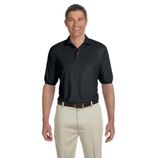 Men's Technical Performance Moisture-wicking Polo