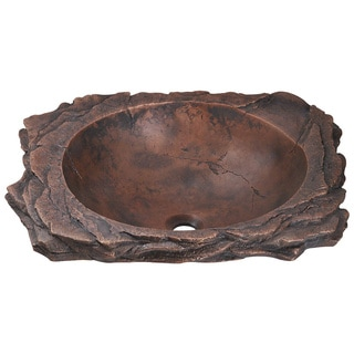 Polaris Sinks P269 Bronze Drop-In Sink