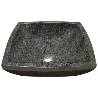 Polaris Sinks P758 Butterfly Blue Granite Vessel Sink