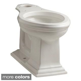Kohler K-4380 Memoirs Comfort Height Elongated Toilet Bowl