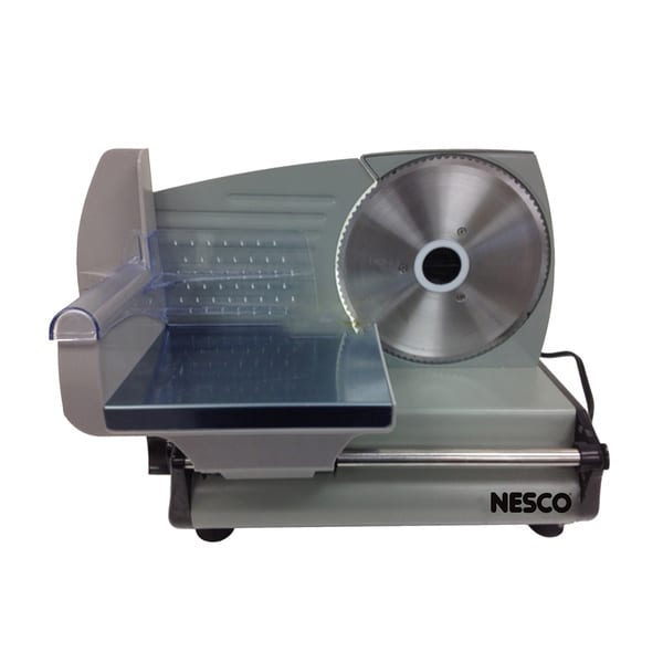 Nesco FS-200 180-watt Food Slicer with 7.5-inch Blade