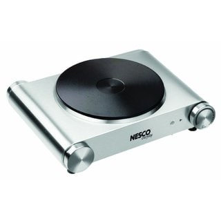 Nesco SB-01 1500-watt Single Electric Ceramic Burner