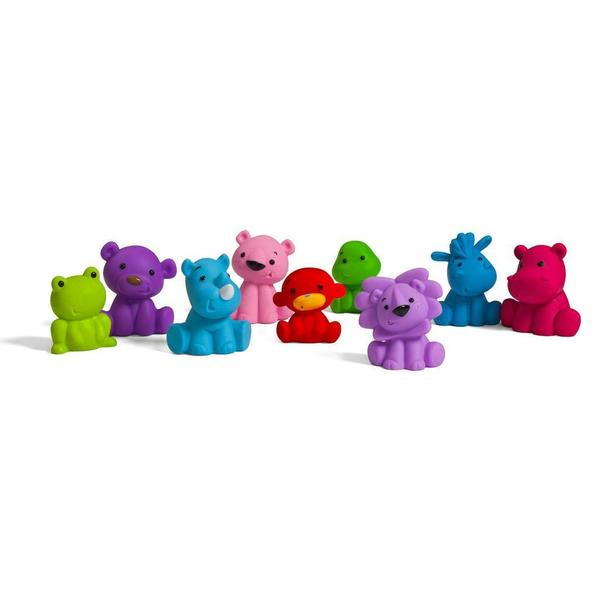 Infantino Tub-O-Toys in Pastel
