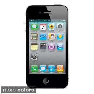 Apple iPhone 4 8GB ATT Locked iOS Cell Phone