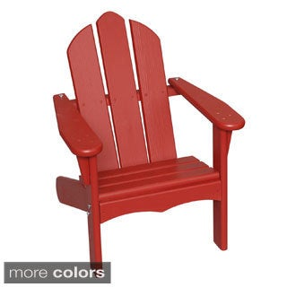 Children's Pine Adirondack Chair