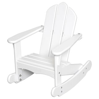 Child's Adirondack Rocking Chair