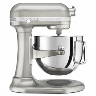 KitchenAid RKSM7581SR Sugar Pearl 7-quart Bowl-Lift Stand Mixer (Refurbished)
