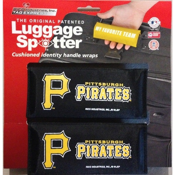 MLB Pittsburgh Pirates Original Patented Luggage Spotter 12897507
