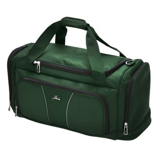 Skyway Sigma 4 22-inch Midnight Green Carry On Duffel Bag