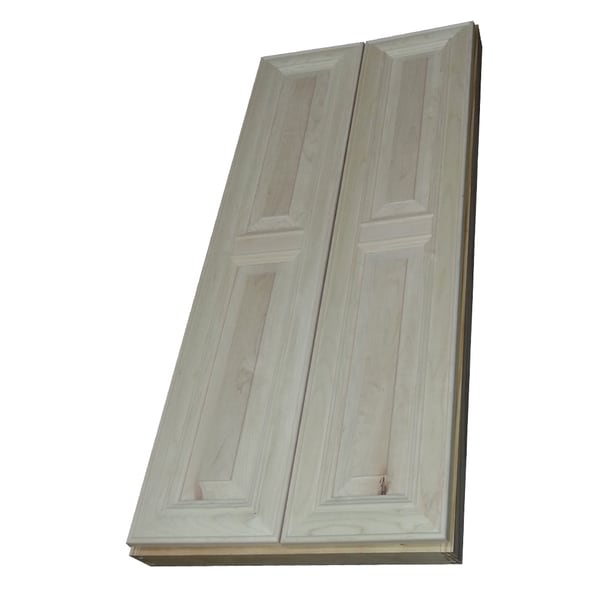 38inch Andrew Series Narrow On The Wall Double Door 55inch