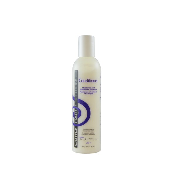 Curly Hair Solution 8-ounce Conditioner