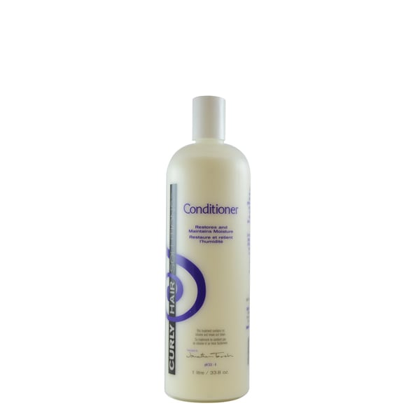 Curly Hair Solution 33.8-ounce Conditioner