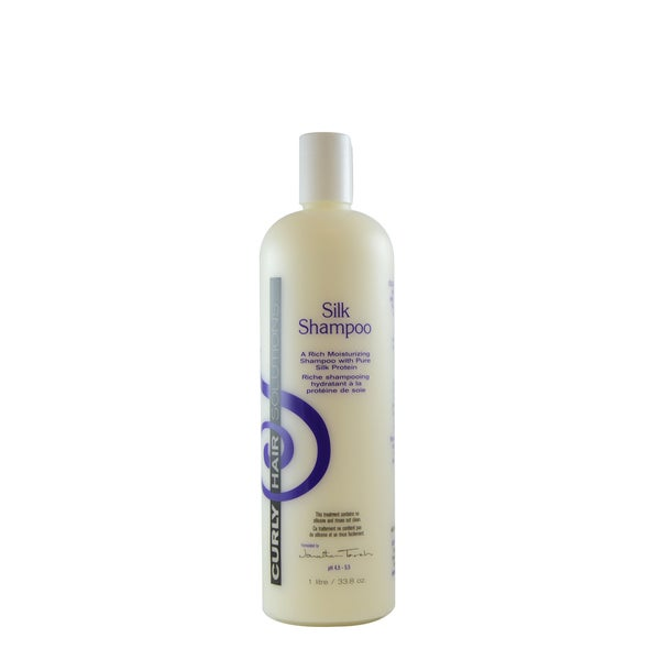 Curly Hair Solution Silk 33.8-ounce Shampoo