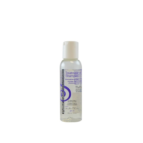 Curly Hair Solution Treatment 2-ounce Shampoo