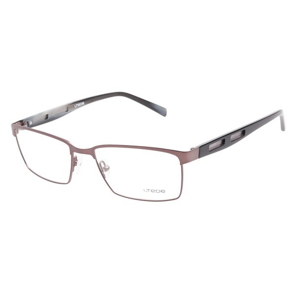 Ltede 1105 Gunmetal Prescription Eyeglasses