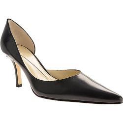 Women's Anne Klein Christa Black Leather