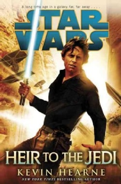 Heir to the Jedi (Hardcover)