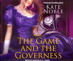 The Game and the Governess (CD-Audio)