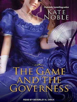 The Game and the Governess: Library Edition (CD-Audio)