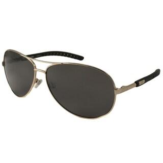 Harley Davidson Men's HDX844 Aviator Sunglasses