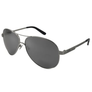Guess Men's GU6661 Aviator Sunglasses