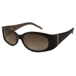 Harley Davidson Women's HDX830 Rectangular Sunglasses