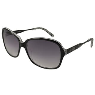 Harley Davidson Women's HDX831 Rectangular Sunglasses