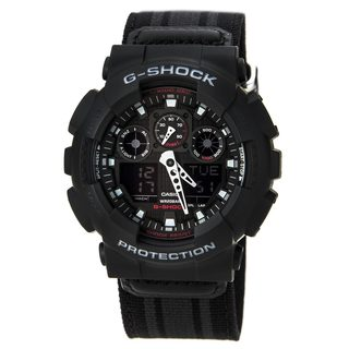 Casio G-Shock GA100MC-1A Black Watch