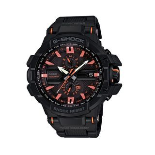 Casio G-Shock GWA1000FC-1A4 Black Watch