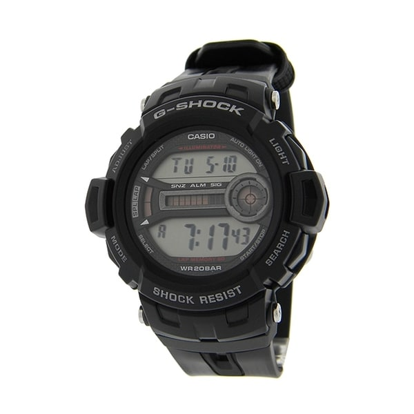 Casio G-Shock GD200-1 Black Watch